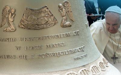 """Dołączamy do organizatorów wydarzenia Dzwon """"Głos Nienarodzonych"""" w Małopolsce"""